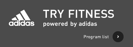 TRY FITNESS powered by adidas